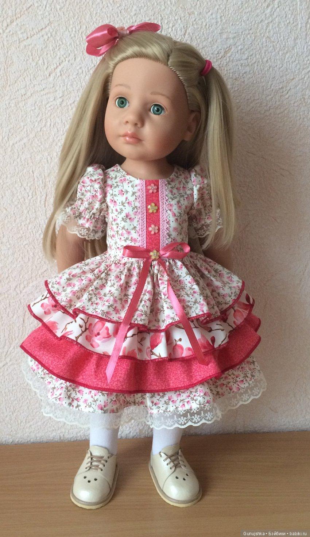 Кукла в ассортим. туловище-мягконабивное