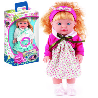 Кукла Анна озвуч. 36 см
