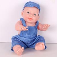 Кукла Пупс Мишенька в рюкзачке, 26 см