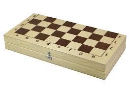 Настольная Шахматы (деревянная коробка)