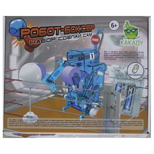 Набор для исследования Робот-боксёр