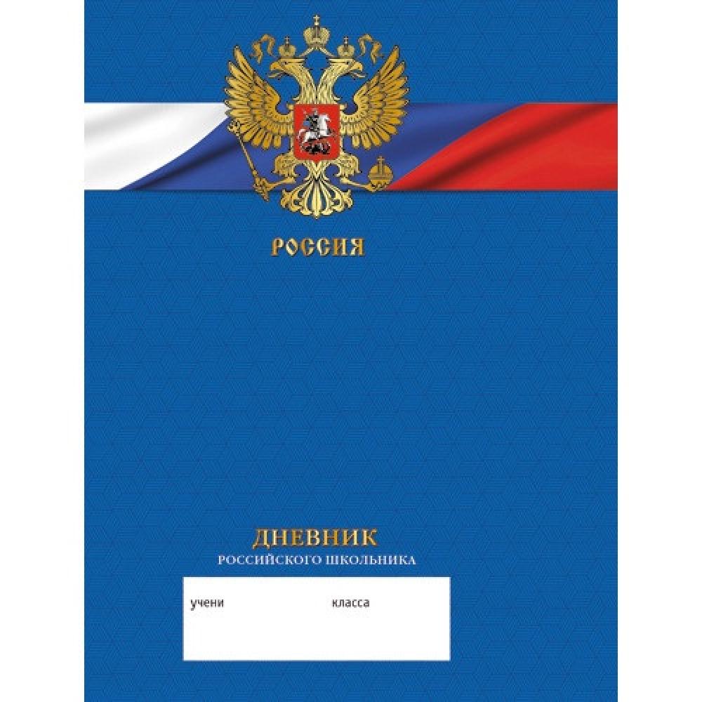 Дневник ст кл Дневник российского школьника. Дизайн 4 (18)