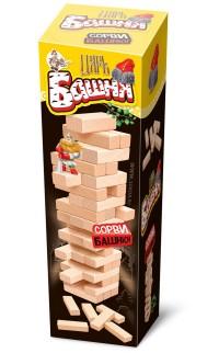 Игра Настольная Падающая башня Царь башня