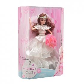 Кукла Венчание 28,5см + аксесс.