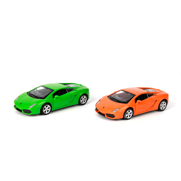 Машина Lamborghini Gallardo lp 560-4 металл. инерц.