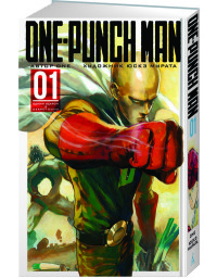 One-Punch Man: Книга 1: Манга