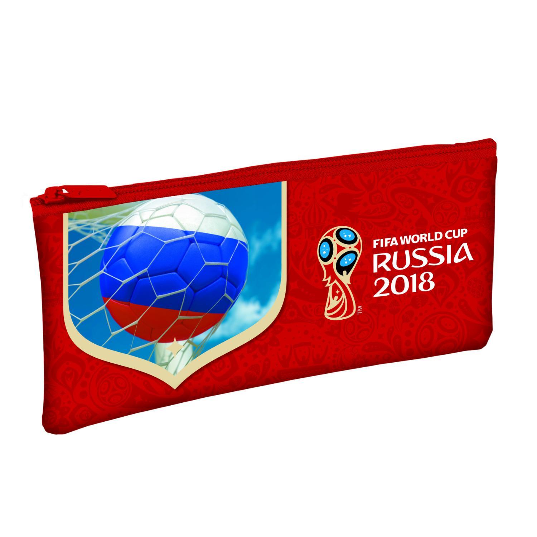 Пенал-косметичка ЧМ ПО ФУТБОЛУ 2018-Гол!