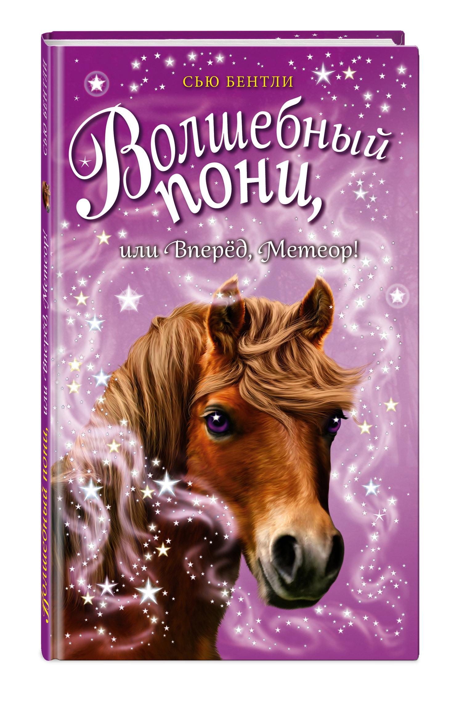 Волшебный пони, или Вперед, Метеор!