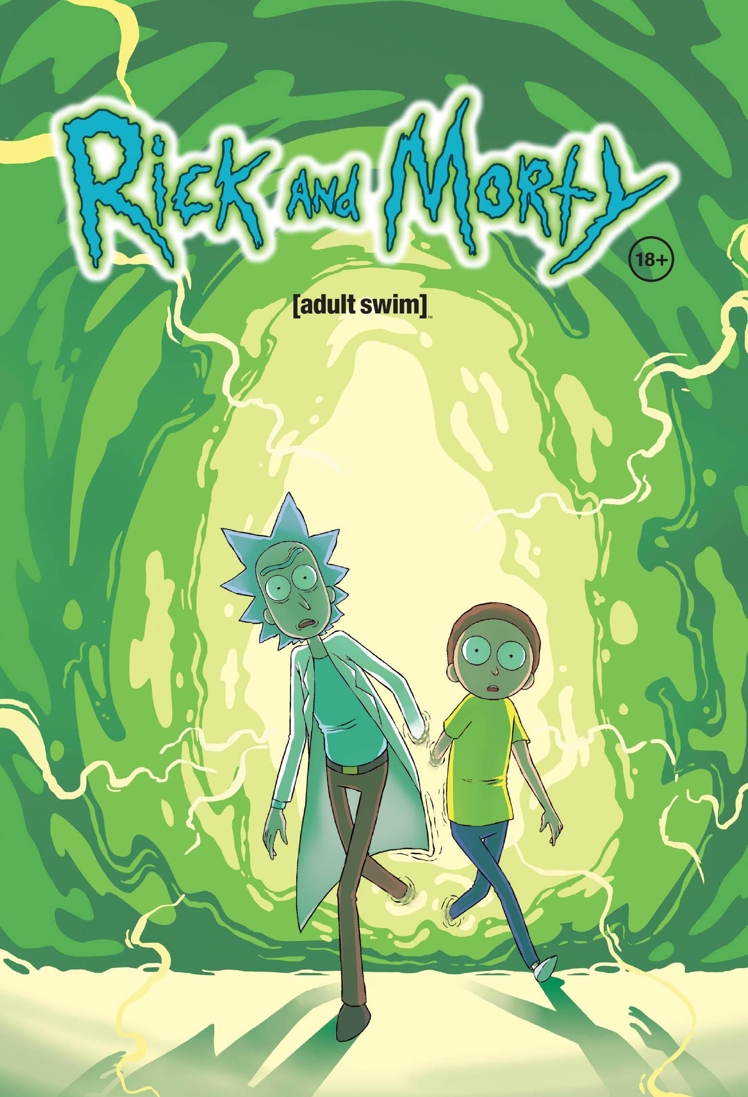 Рик и Морти: Том 1: Полное издание: Комикс