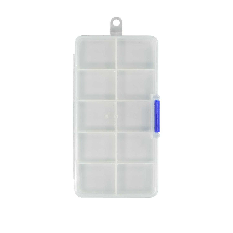 Творч Контейнер пластик 13,2*7,2*2,3см