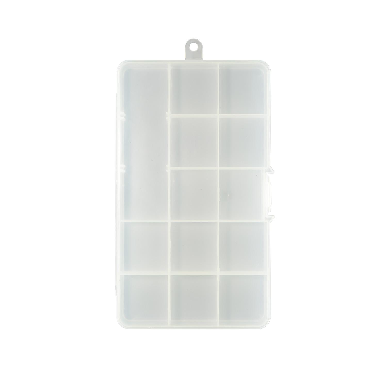 Контейнер пластик 17.6*10.2*2.2см