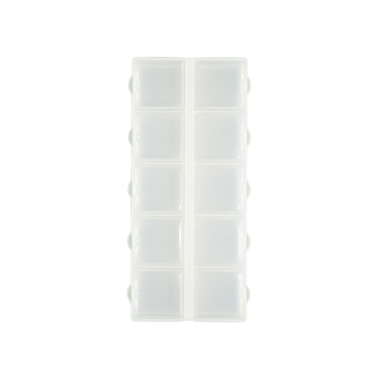 Творч Контейнер пластик 13.2*6*1.9см