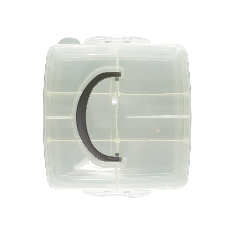 Контейнер пластик 15.5*16*13см