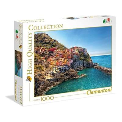 Пазл 1000 Clementoni 39452 Красочная Манарола