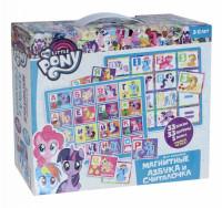 Игра Обучающая My Little Pony Магнитная Азбука+Считалочка