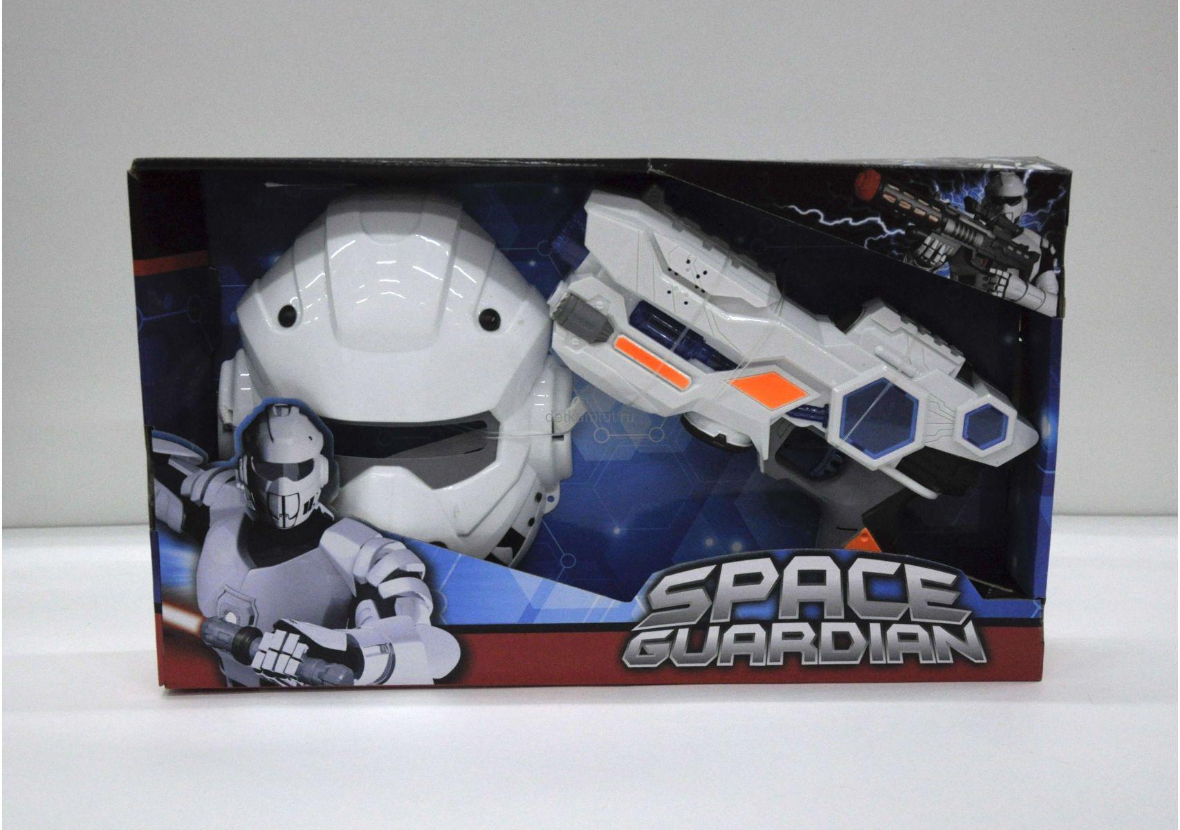 Набор оружия Космические войны (с маской)