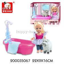 Кукла 12см с аксессуарами
