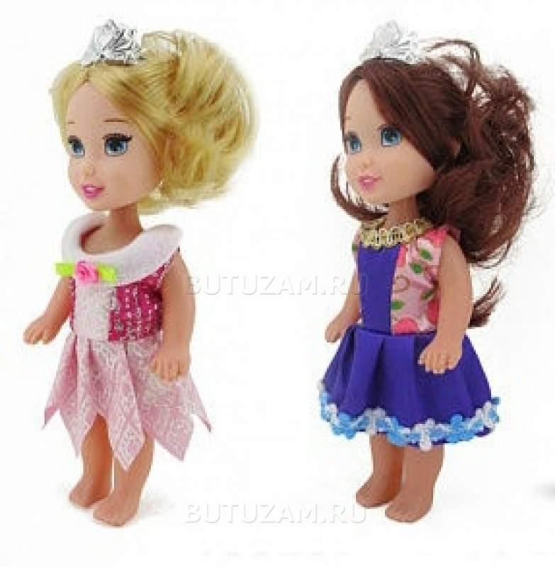 Кукла Принцесса 17см