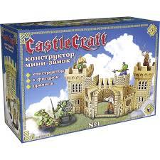 Конструктор Мини-замок №1 CastleCraft