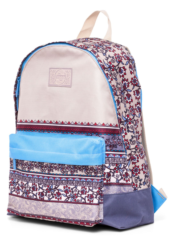Рюкзак молодежный Hatber Patternstyle