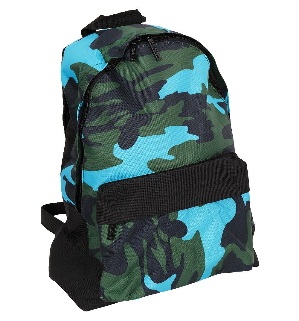 Рюкзак молодежный Hatber Милитари