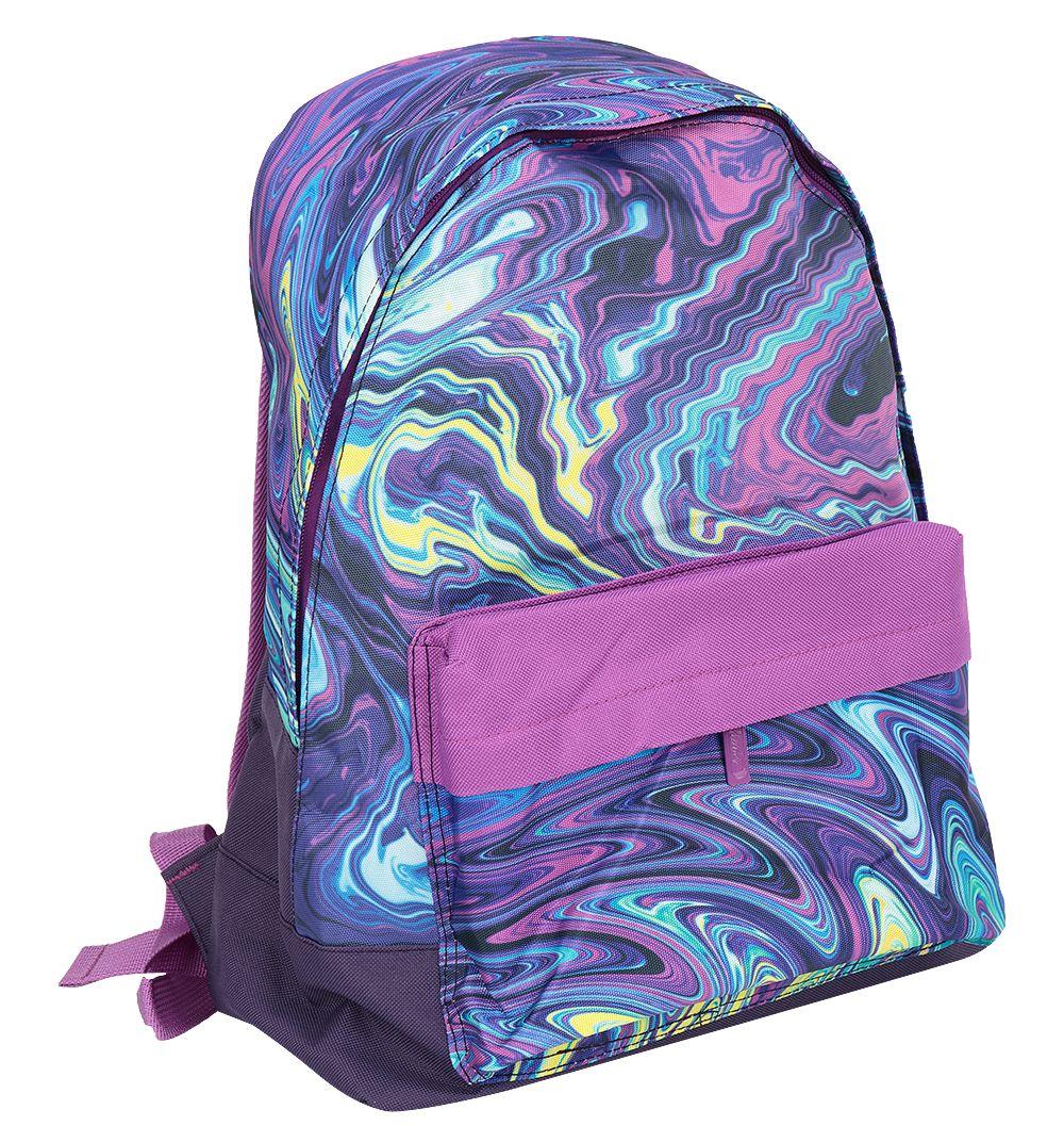 Рюкзак молодежный Hatber Магия цвета