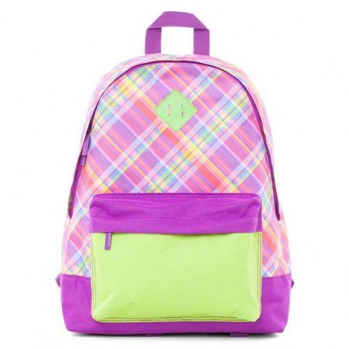 Рюкзак молодежный Hatber Шотландка