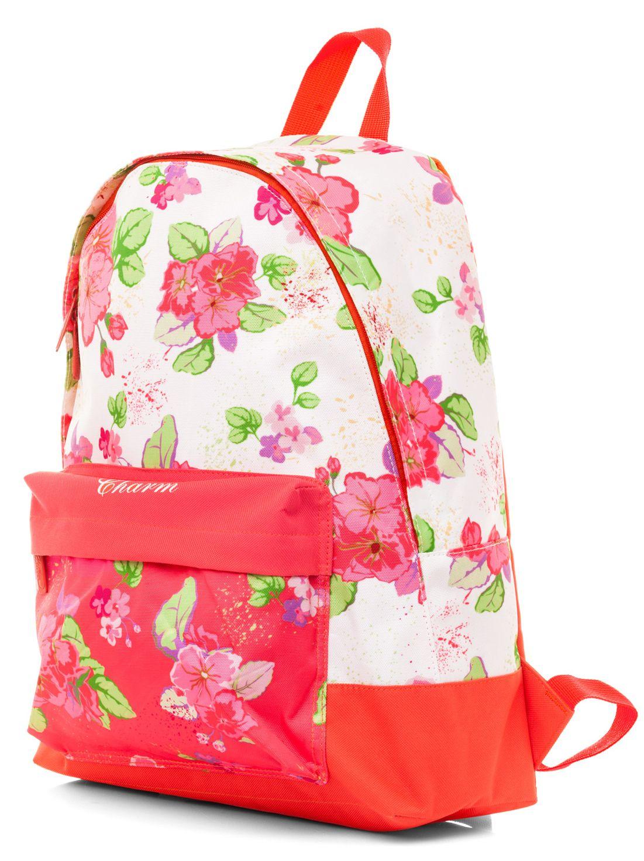 Рюкзак молодежный Hatber Нежные цветы