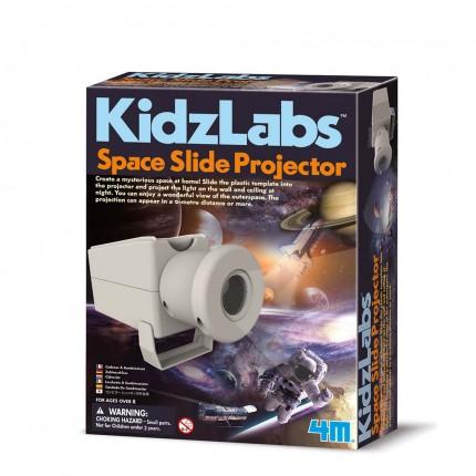 Набор для исследования Космический диапроектор