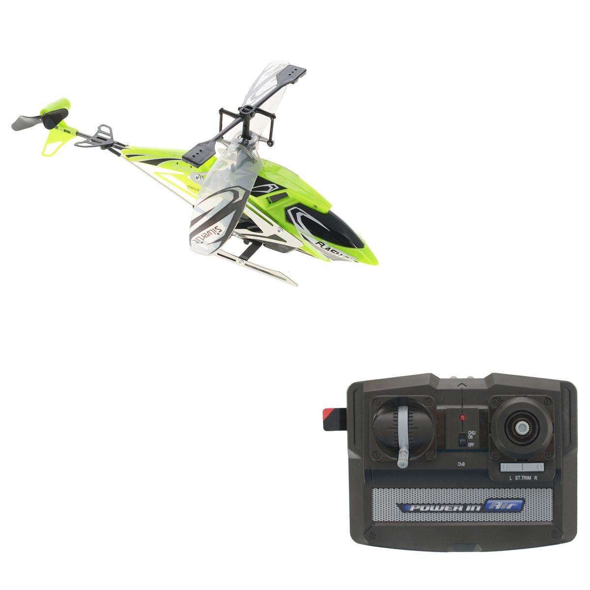 Вертолет Штурмовик на ИК (зеленый)