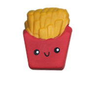 Антистресс Мммняшка squishy (сквиши) картофель фри