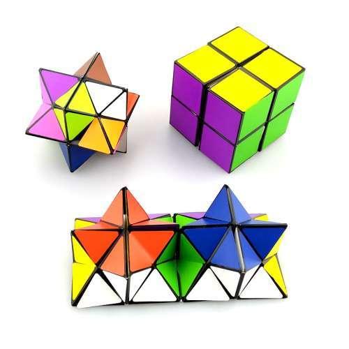 Антистресс Инфинити-куб