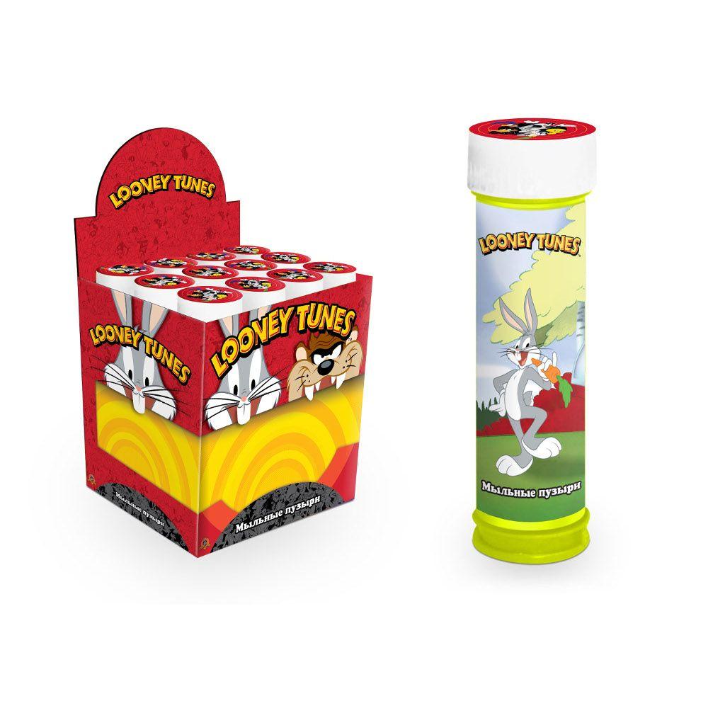 Мыльные пузыри 110мл Looney Tunes
