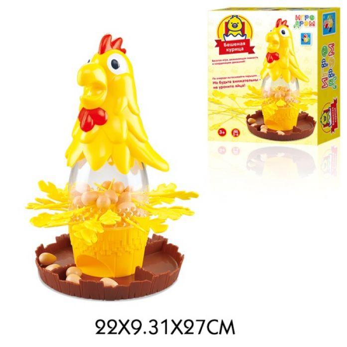 Игра Настольная Бешеная курица