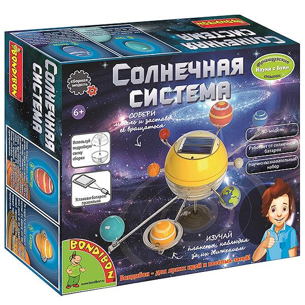 Набор для исследования Солнечная система