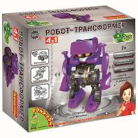Набор для исследования Робот трансформер 4в1