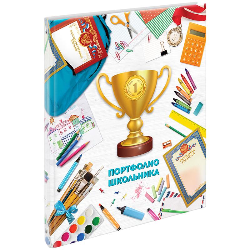 Портфолио школьника (папка на сутаже 20 файл 10 вклад)