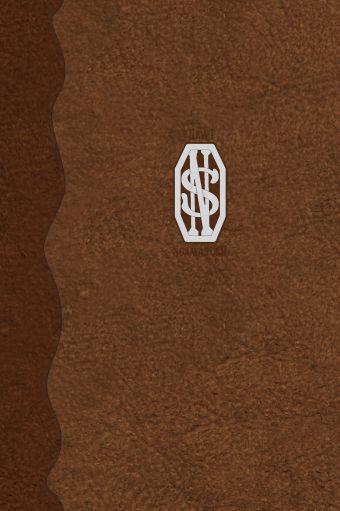 Блокнот А5 Дневник Ньюта Скамандера (обложка замша)