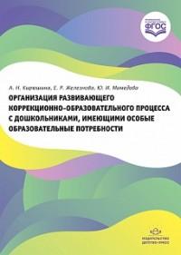 Организация развивающего коррекционно-образовательного процесса с дошкольни