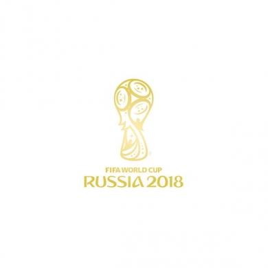 Тетрадь А4 80л кл тв ЧМ ПО ФУТБОЛУ 2018- Золотая эмблема-