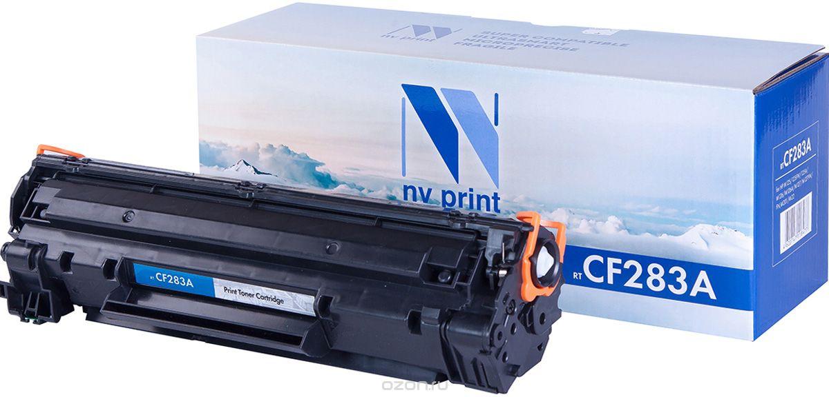 Картридж NVP совместимый HP CF283A