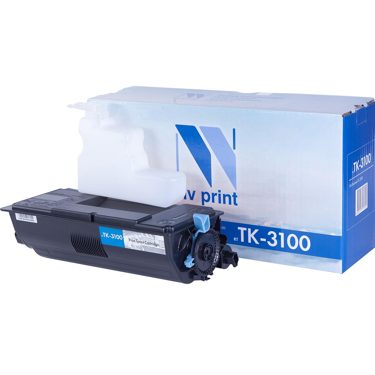 Картридж NVP совместимый Kyocera TK-3100