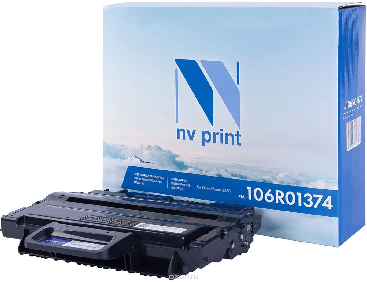 Картридж NVP совместимый Xerox 106R01374
