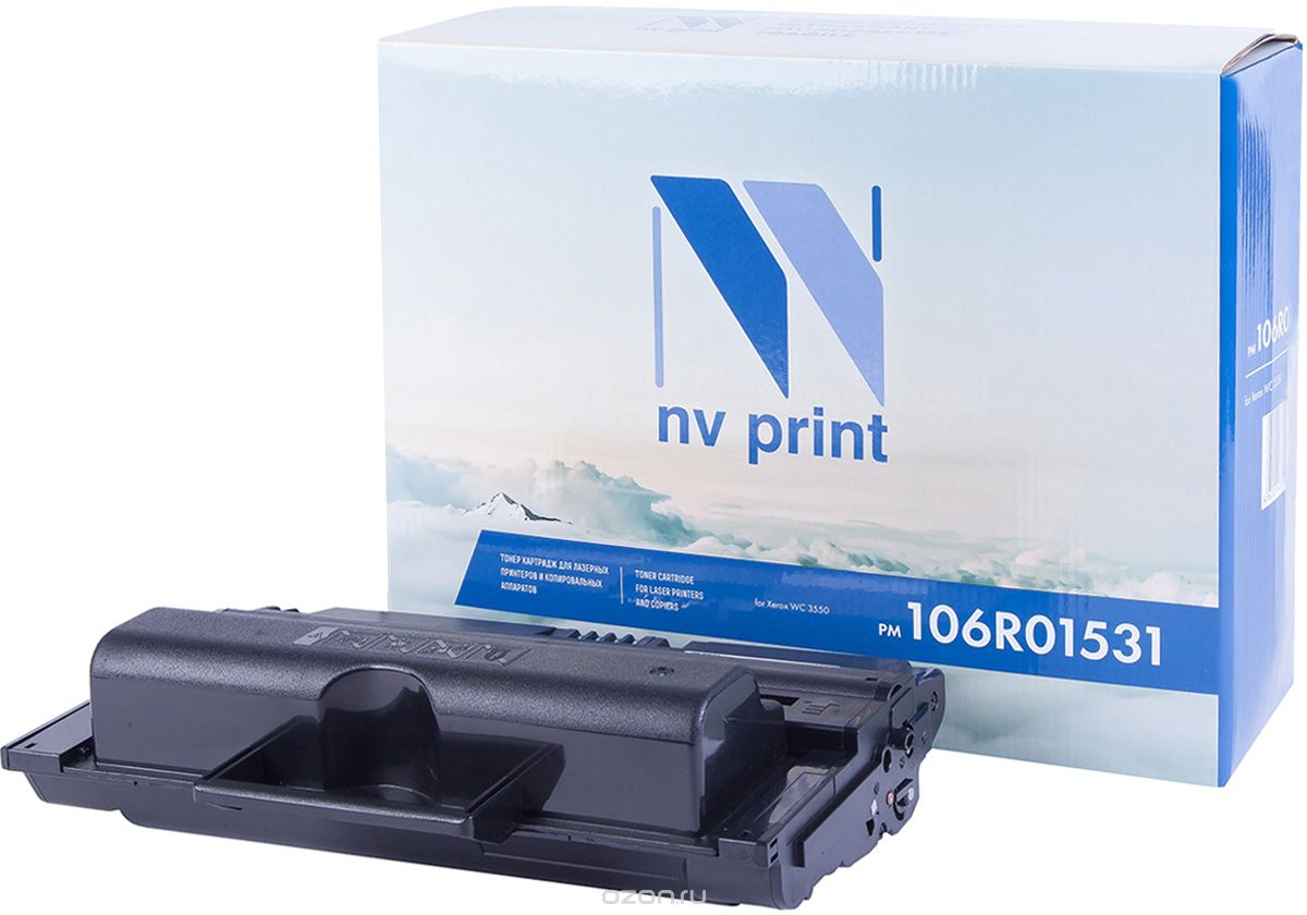 Картридж NVP совместимый Xerox 106R01531