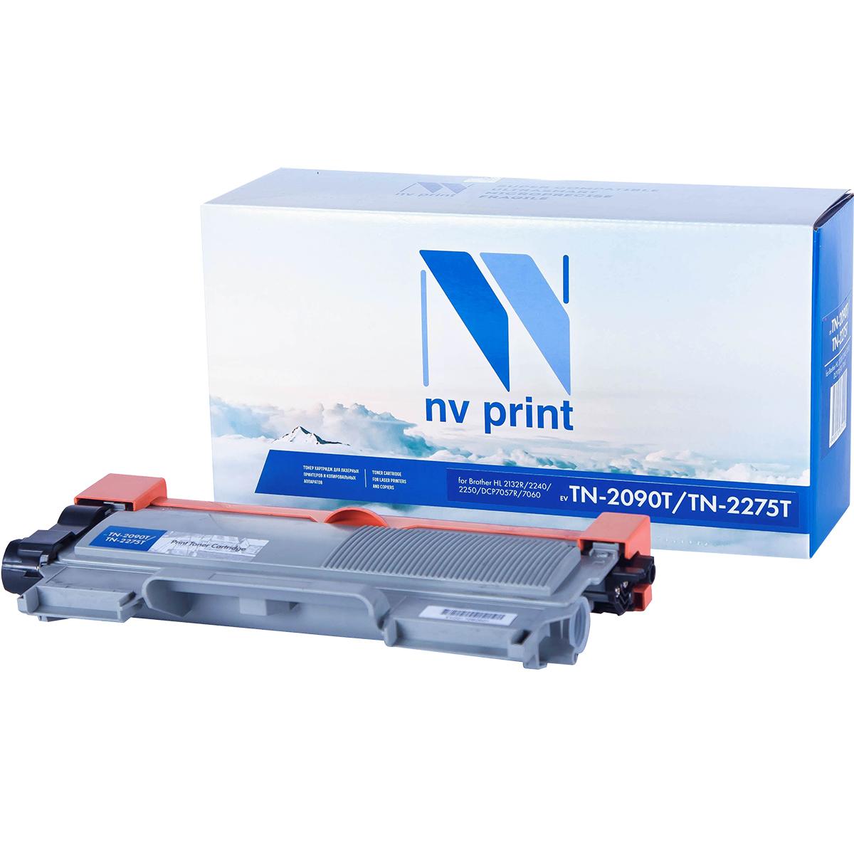 Картридж NVP совместимый Brother TN-2090T/TN-2275T UNIV