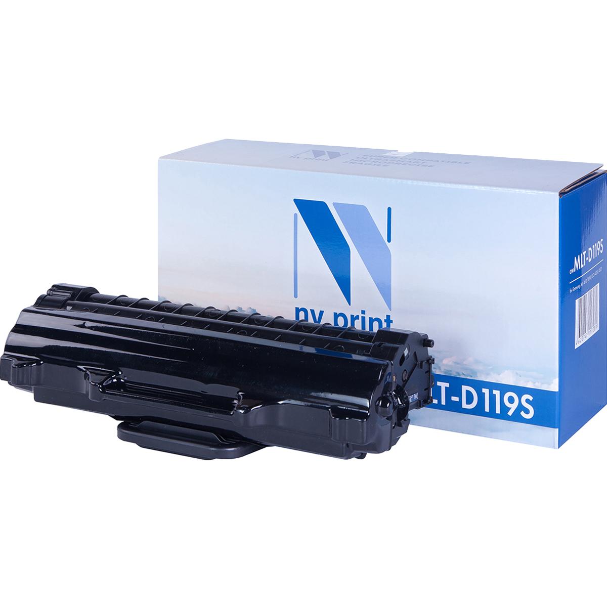 Картридж NVP совместимый Samsung MLT-D119S