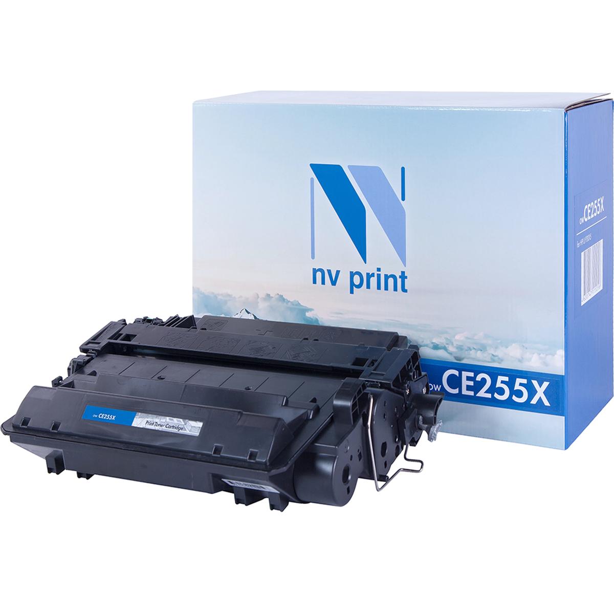 Картридж NVP совместимый HP CE255X
