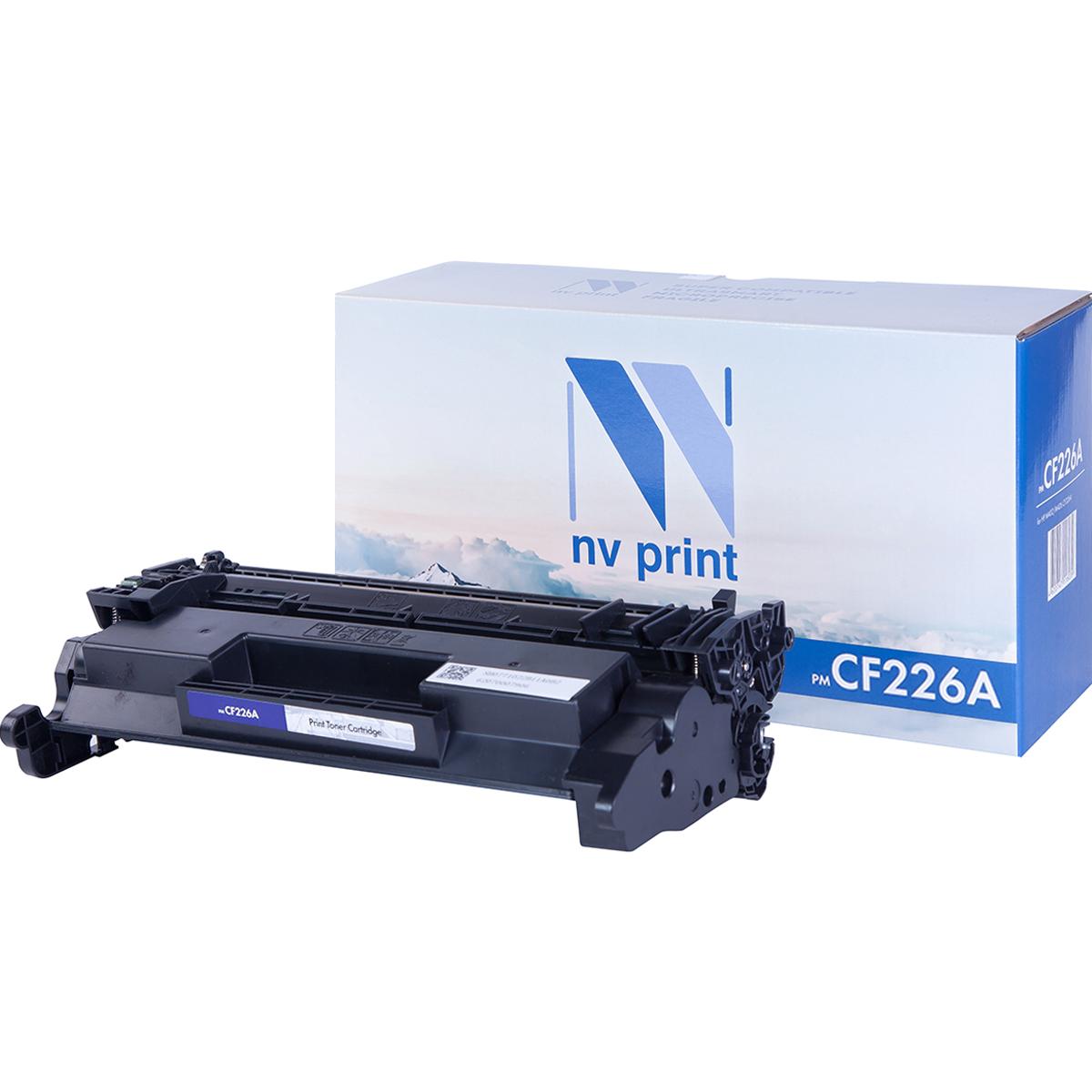 Картридж NVP совместимый HP CF226A