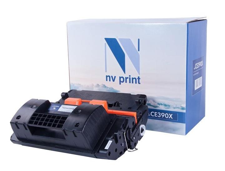 Картридж NVP совместимый HP CE390X