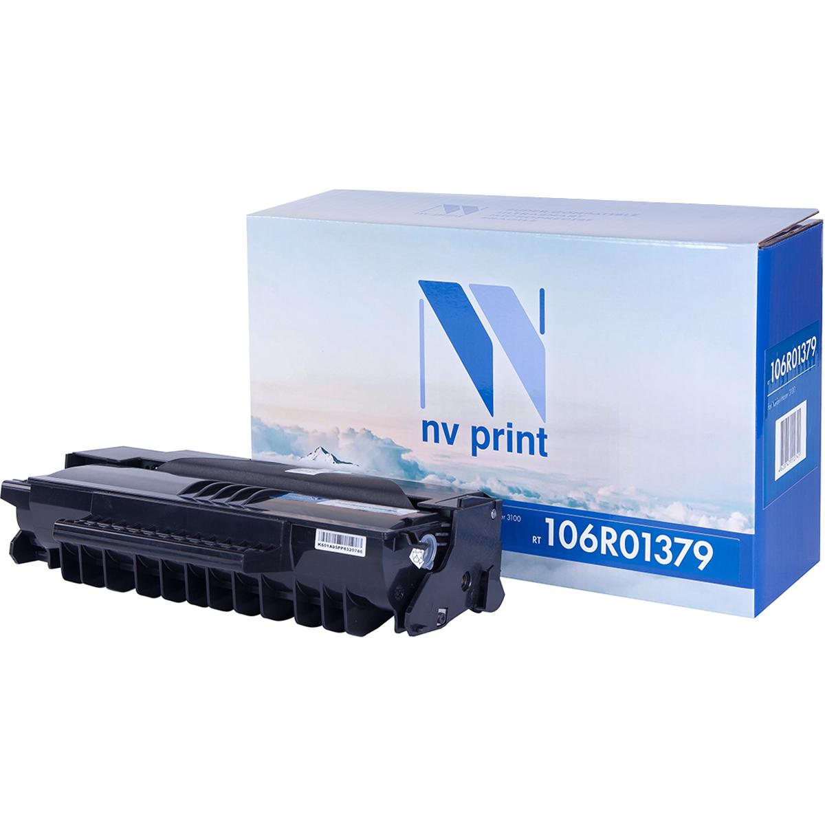 Картридж NVP совместимый Xerox 106R01379